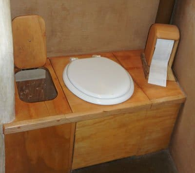 privy kit 501 - Composting Toilets