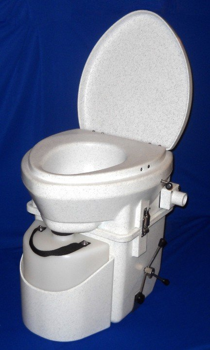 Composting Toilets USA - Urine Diverting Composting Toilets