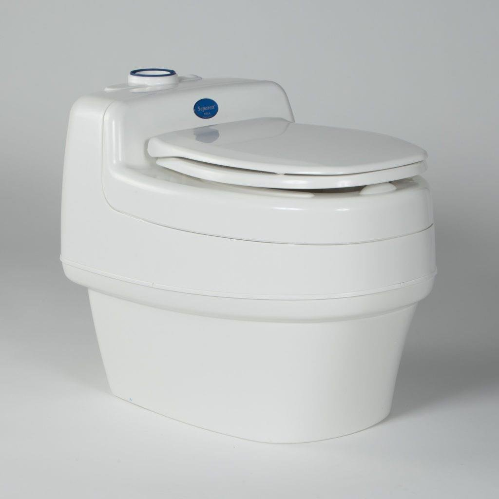 Separett Villa 9210 DC/AC ON SALE! $1089! - Composting Toilets