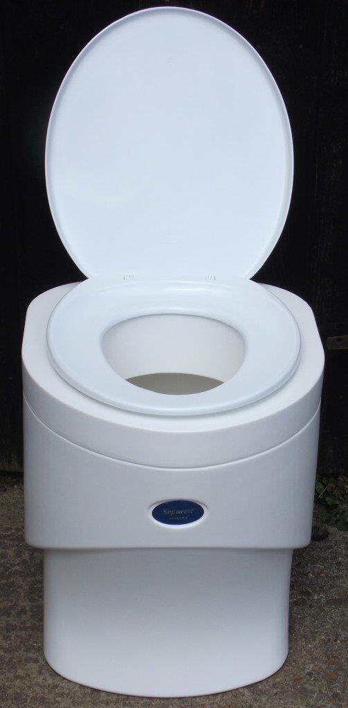 Separett Weekend Composting Toilet - Composting Toilets